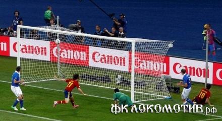 Испания снова чемпион...