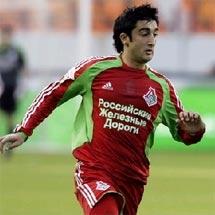 Александр Самедов: буду рад, если мне представится шанс играть под руководством Капелло