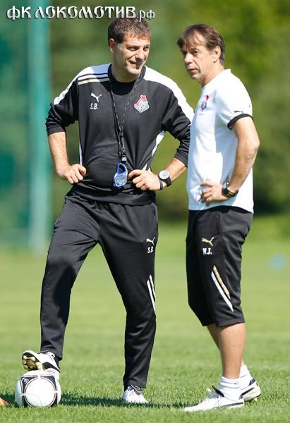 Лобанцев снова в основе, Торбинского не было даже на тренировке