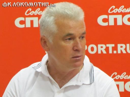 Силкин попрощался с футболистами «Динамо»