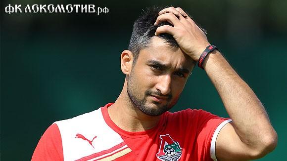 Самедов: никакой эйфории в «Локомотиве» нет и в помине