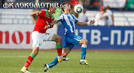 «Волга» - «Локомотив» на ТВ