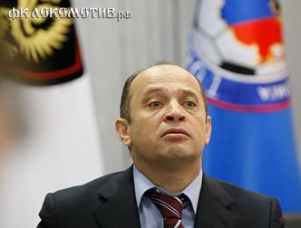 Сергей Прядкин: «Возможно, лимит будет другим – например, 10 легионеров в заявке на сезон»