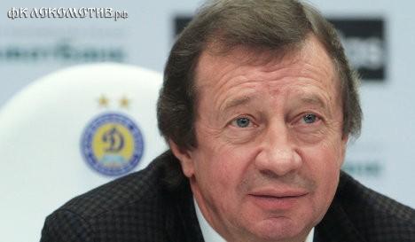 Юрий Семин поздравил Николая Толстых с возвращением в футбол