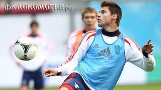 Молодежная сборная России по футболу прибудет сегодня в Екатеринбург