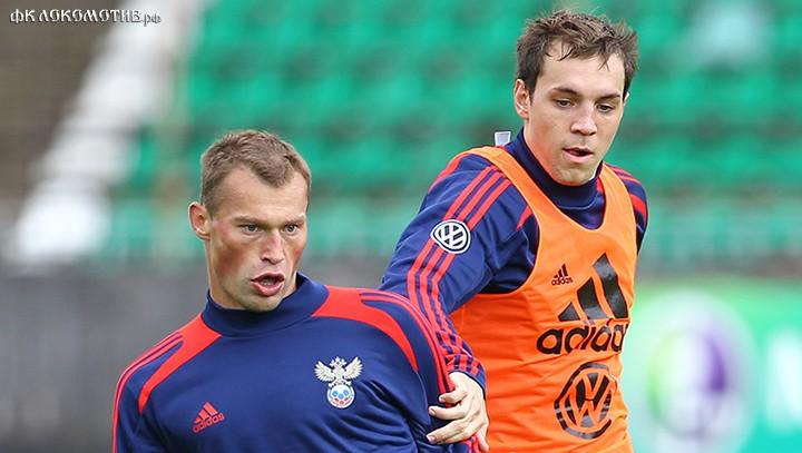 Дзюба покинул расположение сборной России