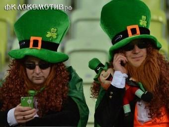 Сегодня ожидается прилет сборной Северной Ирландии в Москву