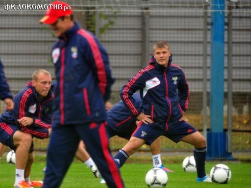 Посетители Sovsport.ru определили стартовый состав сборной России на матч с Северной Ирландией