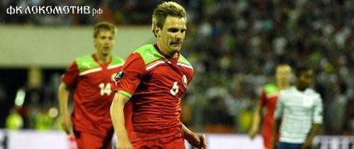 Футбол. Ян Тигорев может не сыграть в матче с командой Венгрии