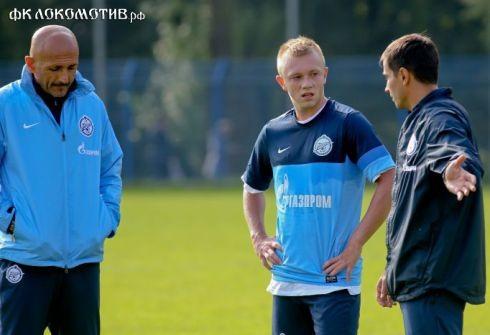 "Янбаев: Я хочу играть против ""Локомотива"""