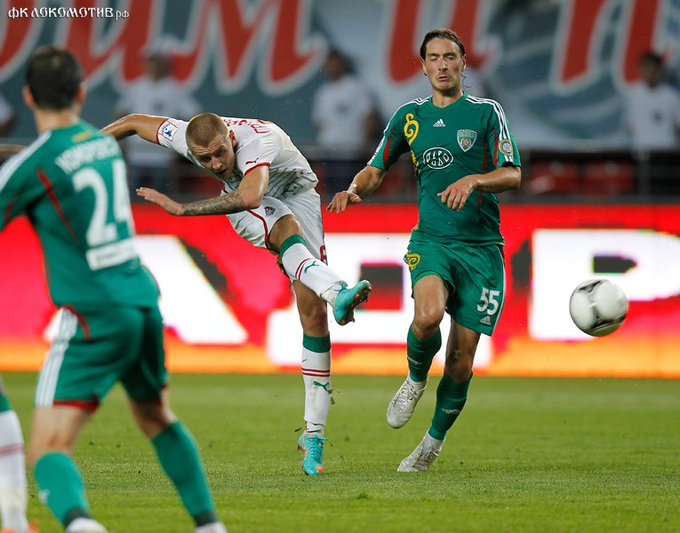 «Терек» - «Локомотив» 0:3 (фото)