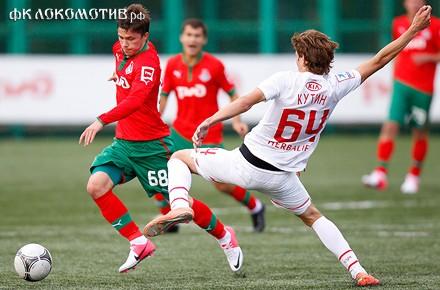 Ломакин и Серасхов вызваны в юношескую сборную