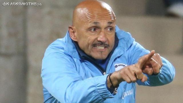 Спаллетти: «Локомотив» играет очень хорошо