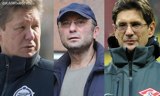 Бюджеты российских футбольных клубов в 2012 году: 1377 миллионов на всех