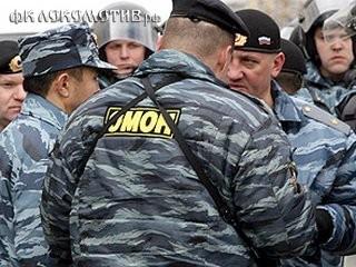 Полиция задержала 33 человека после матча «Зенит» - «Локомотив»