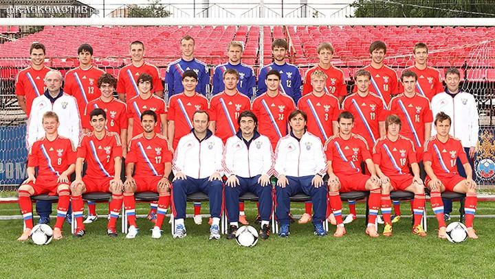 Определен состав молодежной сборной
