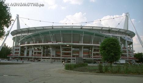 "Паркинг на 300 машиномест построят возле стадиона ""Локомотив"""