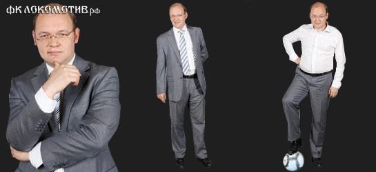 Геркус: скоро все увидят злой, агрессивный и красиво играющий «Локомотив»