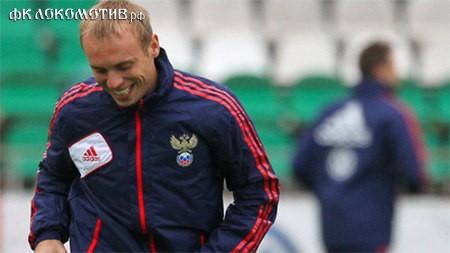 Денис Глушаков: В отличие от Роналду в зеркало не смотрюсь!