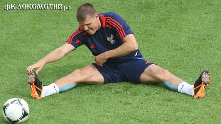 Болельщики хотят видеть в основе сборной Денисова