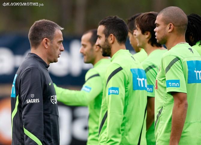 У меня есть мечта. Как обыграть сборную Португалии?