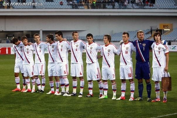 Стал известен состав российской молодежки на игру с Чехией