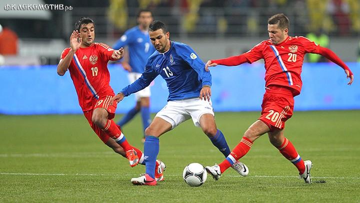 Сборная России — единственная европейская команда, не пропускавшая в квалификации ЧМ-2014