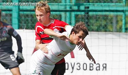 Молодежные составы «Локо» и «Амкара» начнут в 14:00