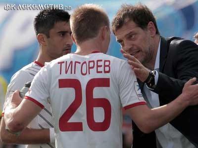 Тигорев: пример БАТЭ не для российского чемпионата