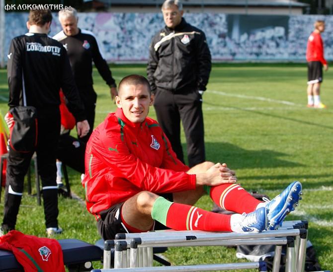 5 русских игроков, которые сели на скамейку при Биличе.