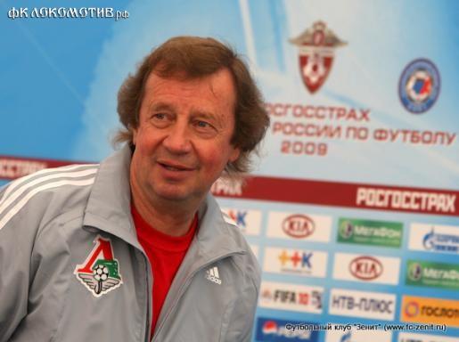 Юрий Семин: Сокращение российских игроков в «Локо»? Один тренер рискует, другой - нет.