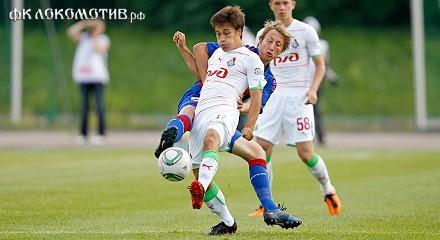 Молодежные составы «ЦСКА» и «Локомотива» сыграют в 14:00