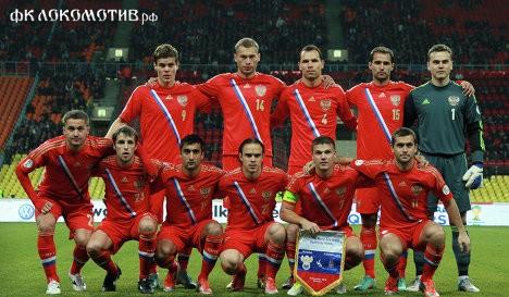 Сборная России по футболу вошла в топ-10 рейтинга ФИФА.