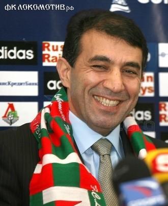 Рахимов: удачное выступление в Лиге чемпионов для России пока не по силам