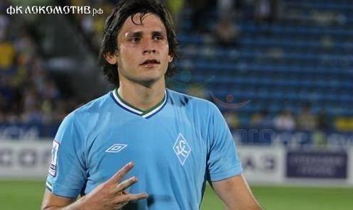 Кабальеро получил четвертую желтую карточку и не сыграет с «Локомотивом»