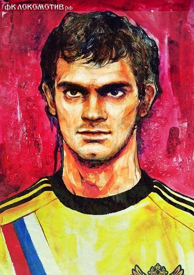 Сила искусства. Как видят русский футбол в Корее
