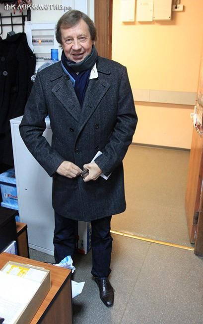 Юрий Семин: Еще достанем мою счастливую шапку