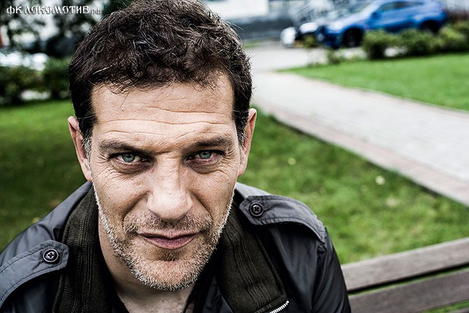 Славен Билич: «В кино хочу слышать голос Де Ниро, а не какого-то русского парня»
