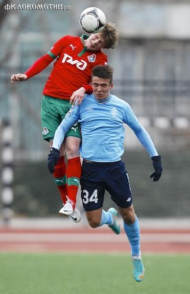 «Крылья Советов» - «Локомотив» 0:3