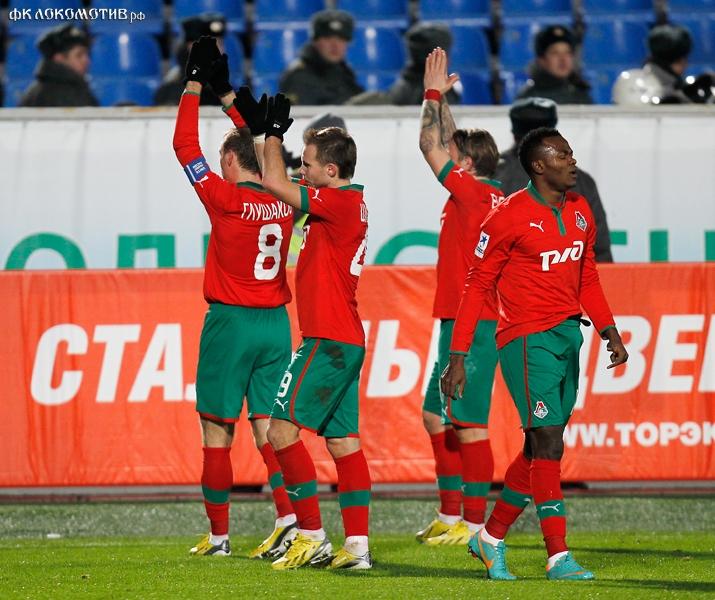 «Крылья Советов» - «Локомотив» 0:1