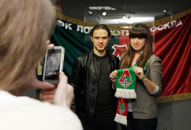 Награждение Ещенко в музее