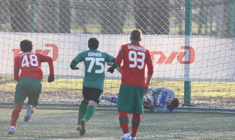 «Локомотив» - «Краснодар» 2:1