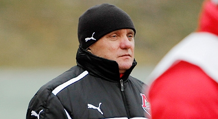 Сергей Полстянов: «Нужно проводить всю игру на том же уровне, что и в первом тайме»