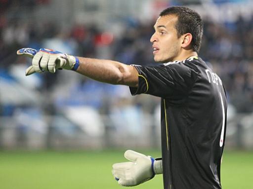 Вратарь «Локомотива» Маринато Гилерме: Понравились Нарубин и Беленов