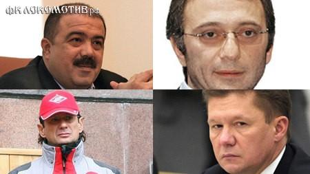 Махмудов и другие богатейшие люди страны в клубах премьер-лиги