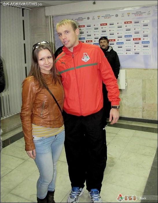 Из Владикавказа с победой, ФК Локомотив Москва