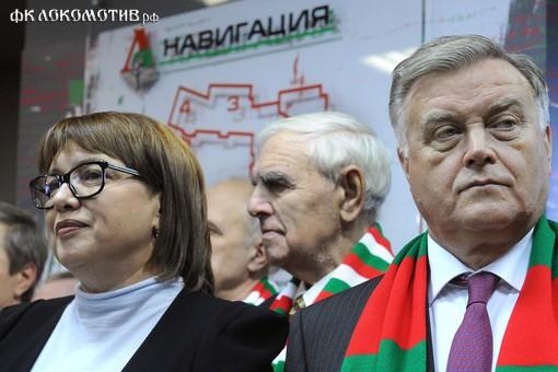 Якунин и Смородская
