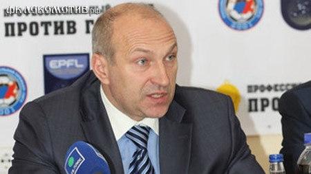 Сергей Чебан: мы бы хотели ввести идентификационную карту болельщика