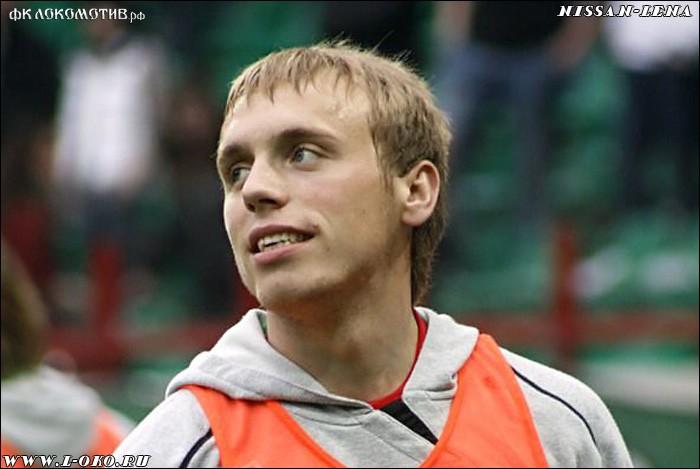 Агент Глушакова ведет переговоры с «Зенитом» и «Спартаком»