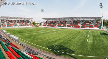Малая спортивная арена введена в эксплуатацию